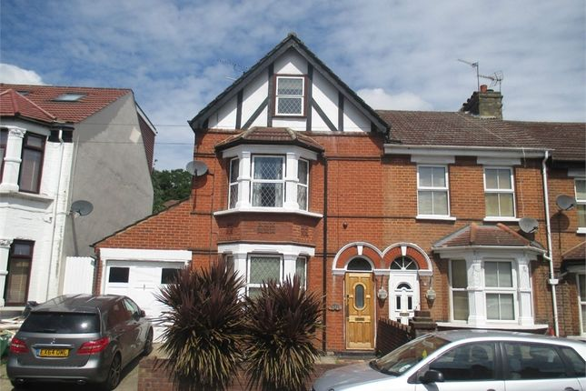 Thumbnail Semi-detached house to rent in Riverdale Road, Erith, Kent