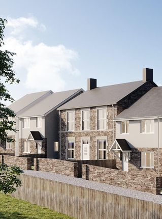 Thumbnail Detached house for sale in Trewhiddle Court, St Austell, St Austell