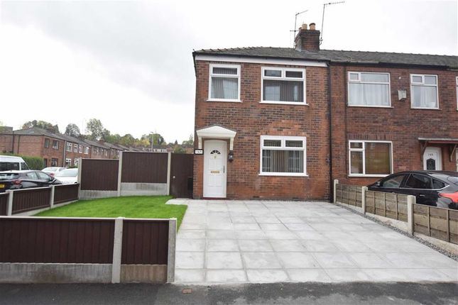 Thumbnail End terrace house to rent in Park Road, Dukinfield