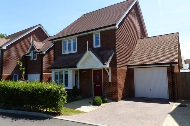 Thumbnail Detached house for sale in Oak Road, Billingshurst