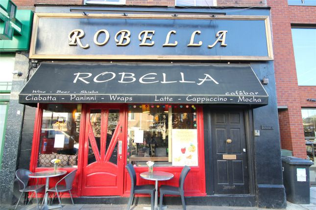 Thumbnail Restaurant/cafe to let in Regents Park Road, London