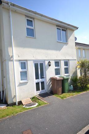 External Front of Beaufort Close, Plymouth, Devon PL5