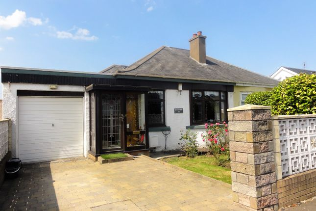 Thumbnail Semi-detached bungalow for sale in Craigentinny Crescent, Craigentinny/Edinburgh
