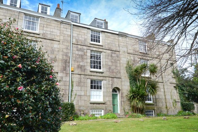 Thumbnail Terraced house for sale in South Parade, Penzance