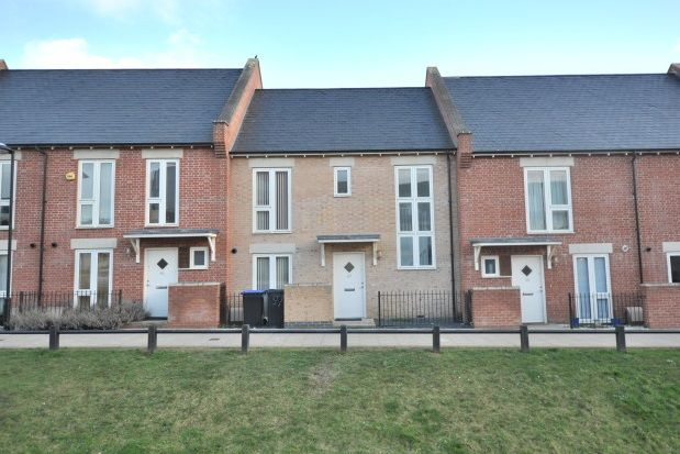 Thumbnail Terraced house to rent in Knot Tiers Drive, Upton