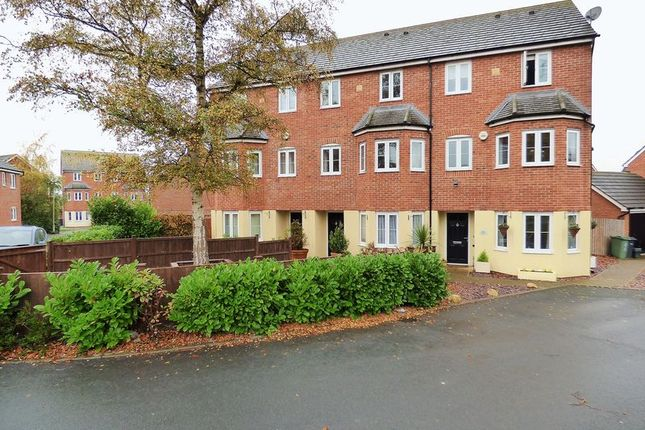 Thumbnail Town house for sale in Meredith Way, Tuffley, Gloucester