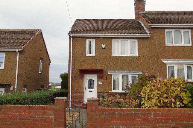 Thumbnail Semi-detached house to rent in Garden House Estate, Ryton