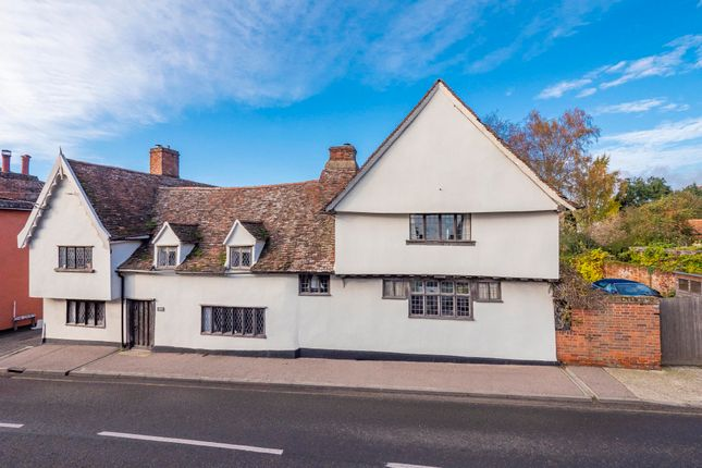 Thumbnail Semi-detached house for sale in Bures, Sudbury, Suffolk
