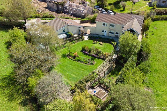 Thumbnail Detached house for sale in Welsh St. Donats, Cowbridge