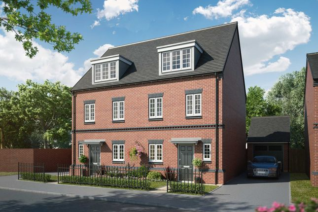 Thumbnail Semi-detached house for sale in Yarm Road, Stockton-On-Tees