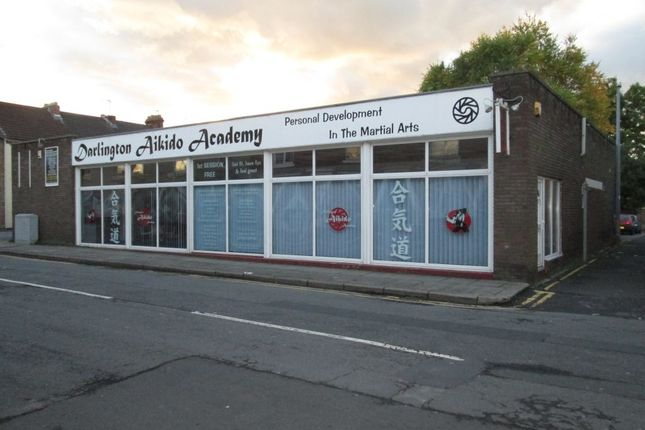 Thumbnail Leisure/hospitality to let in Portland Place, Darlington