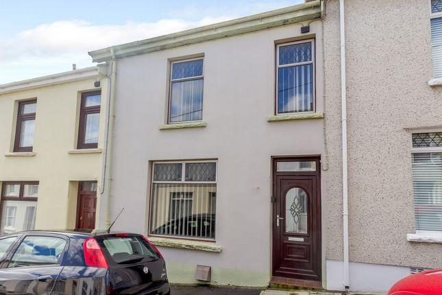 Thumbnail Terraced house for sale in Brynheulog Street, Merthyr Tydfil, Merthyr Tydfil