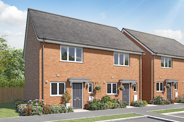 """2 bed property for sale in """"The Lulworth"""" at Wintour Drive, Lydney GL15"""