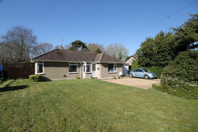 Thumbnail Detached bungalow for sale in Afton Road, Freshwater