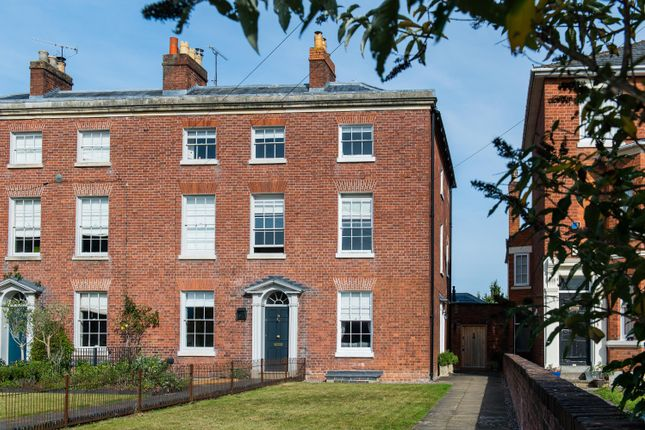 4 bed semi-detached house for sale in Barbourne Terrace, Worcester, Worcestershire WR1