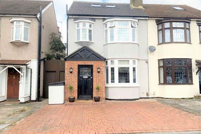 Semi-detached house for sale in Dymoke Road, Hornchurch