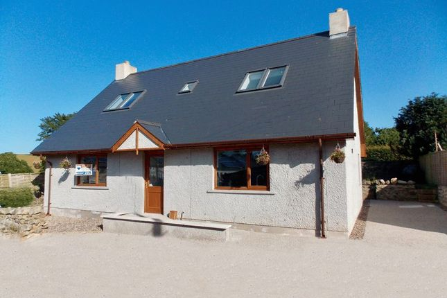3 bedroom detached house for sale in High Street, Strichen, Fraserburgh