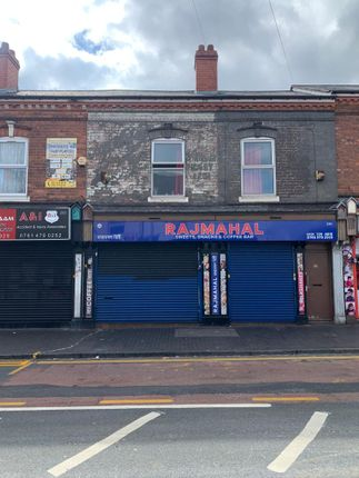 Thumbnail Restaurant/cafe for sale in Witton Road, Birmingham