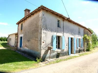 1 bed property for sale in Genouille, Vienne, France