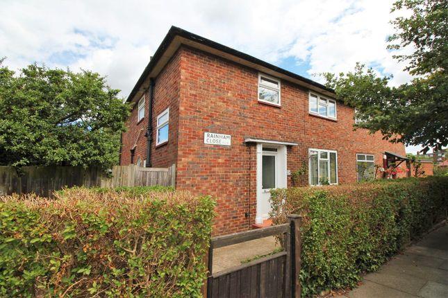 Thumbnail Semi-detached house for sale in Rainham Close, London