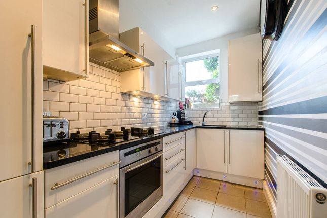 Thumbnail Flat for sale in Burnley Road, Stockwell