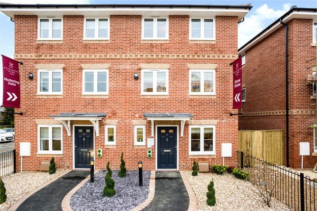 Thumbnail Semi-detached house for sale in Hersham Road, Hersham, Walton On Thames, Surrey