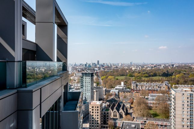 4 bed flat for sale in Brock Street, London NW1