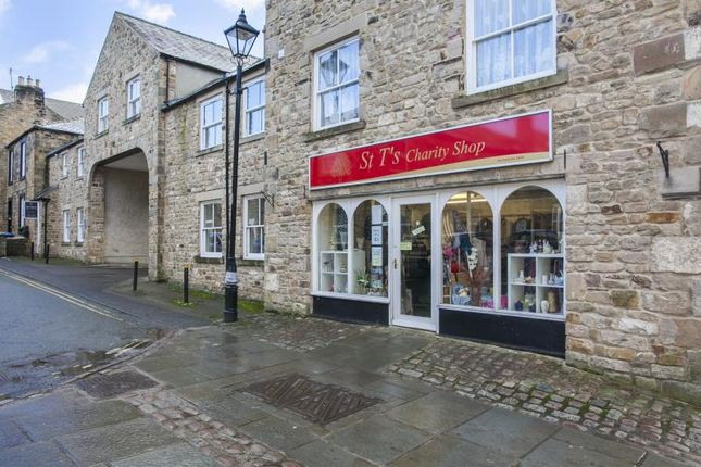 Thumbnail Commercial property for sale in Hall Street, Barnard Castle, County Durham