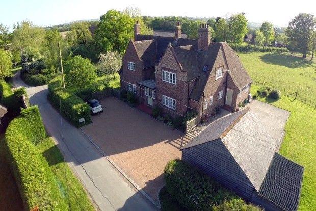 Thumbnail Detached house to rent in Peasmarsh, Rye