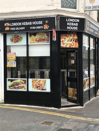 Thumbnail Leisure/hospitality for sale in Fastfood Takeaway & Deliveries In Dover CT17, Kent