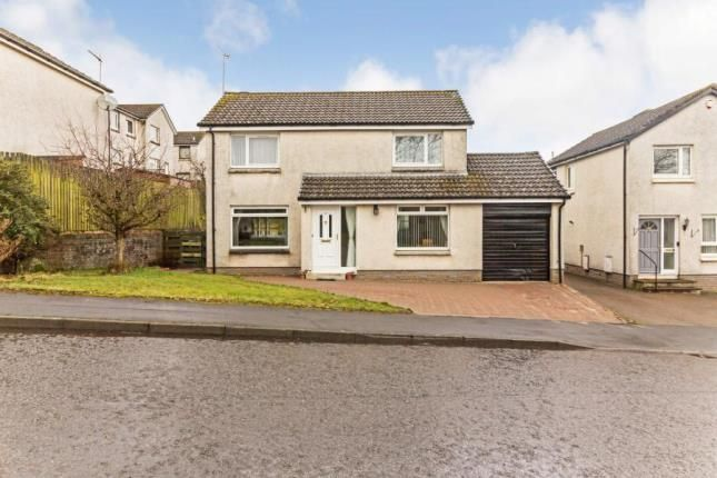 Thumbnail Detached house for sale in Coldstream Avenue, Dunblane, Stirlingshire