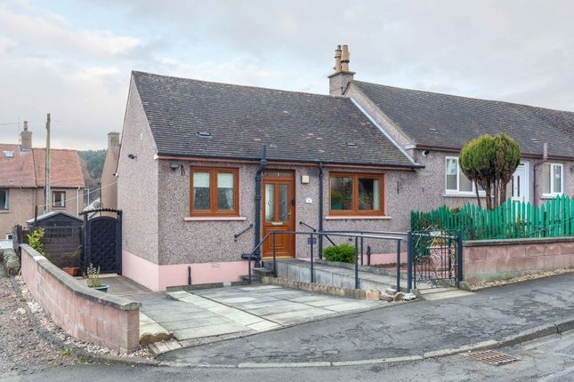 Thumbnail Semi-detached bungalow for sale in Queensway, Earlston