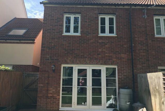 Back Of House of Lawyers Close, Holbeach, Spalding PE12