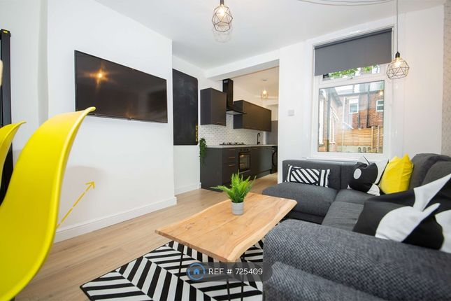 Thumbnail Terraced house to rent in Rosedale Road, Sheffield