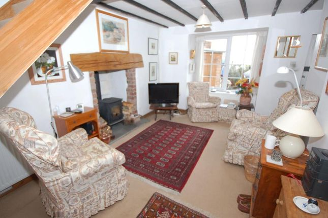 Thumbnail End terrace house to rent in East View Cottages, Longmeadow Road, Lympstone, Exmouth