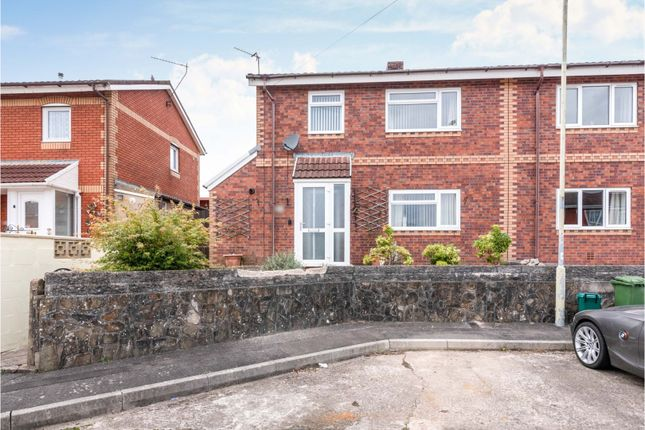 3 bed semi-detached house for sale in Fardre Crescent, Church Village CF38