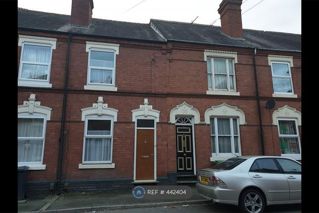 Thumbnail Terraced house to rent in Park Street, Kidderminster