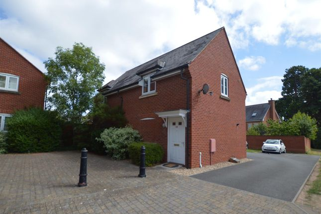 Thumbnail Detached house to rent in Fleming Way, St Leonards, Exeter