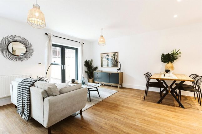Thumbnail Terraced house to rent in Co-Operation Road, Greenbank, Bristol