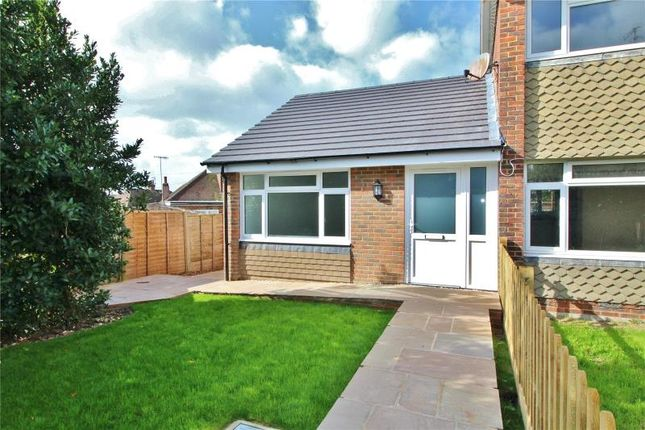 Thumbnail Bungalow for sale in Barn Close, Salvington, Worthing