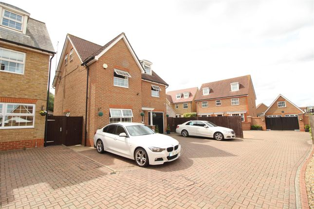 Thumbnail Property for sale in Malkin Drive, Church Langley, Harlow