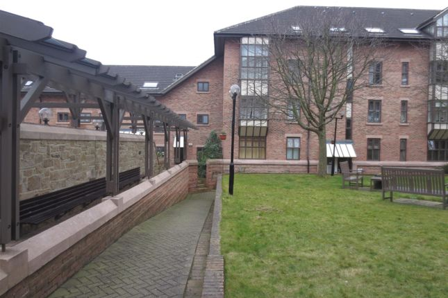 Thumbnail Flat to rent in The Open, Newcastle Upon Tyne