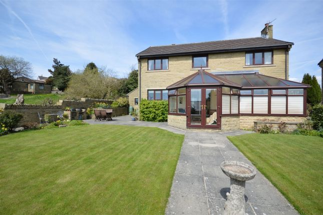 Thumbnail Detached house for sale in St Peters Square, School Lane, Southowram