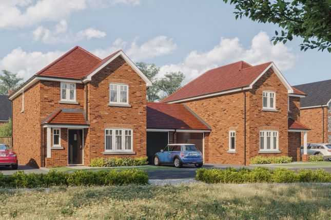 Thumbnail Detached house for sale in Burndell Road, Yapton
