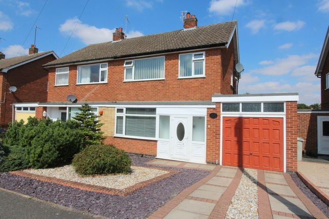 Thumbnail Semi-detached house to rent in Lonsdale Way, Oakham
