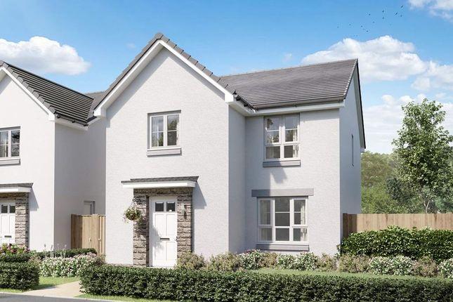 "Thumbnail Detached house for sale in ""Mey"" at Mugiemoss Road, Bucksburn, Aberdeen"