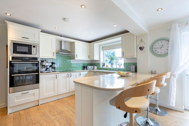 Thumbnail Semi-detached house for sale in Maple Drive, Charlton Kings, Cheltenham