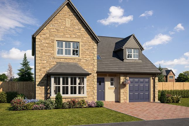 "Thumbnail Detached house for sale in ""Wynyard"" at Mason Avenue, Consett"
