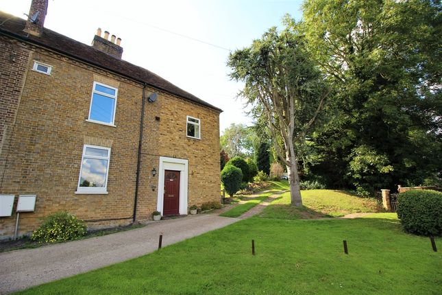 Thumbnail End terrace house for sale in Hempstead Road, Kings Langley