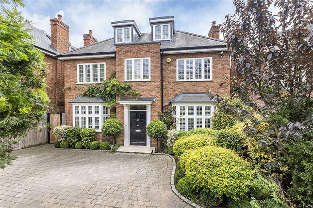 Thumbnail Detached house for sale in Cottenham Park Road, London